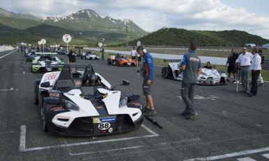 CCS Racing-Team gewinnt das Triple